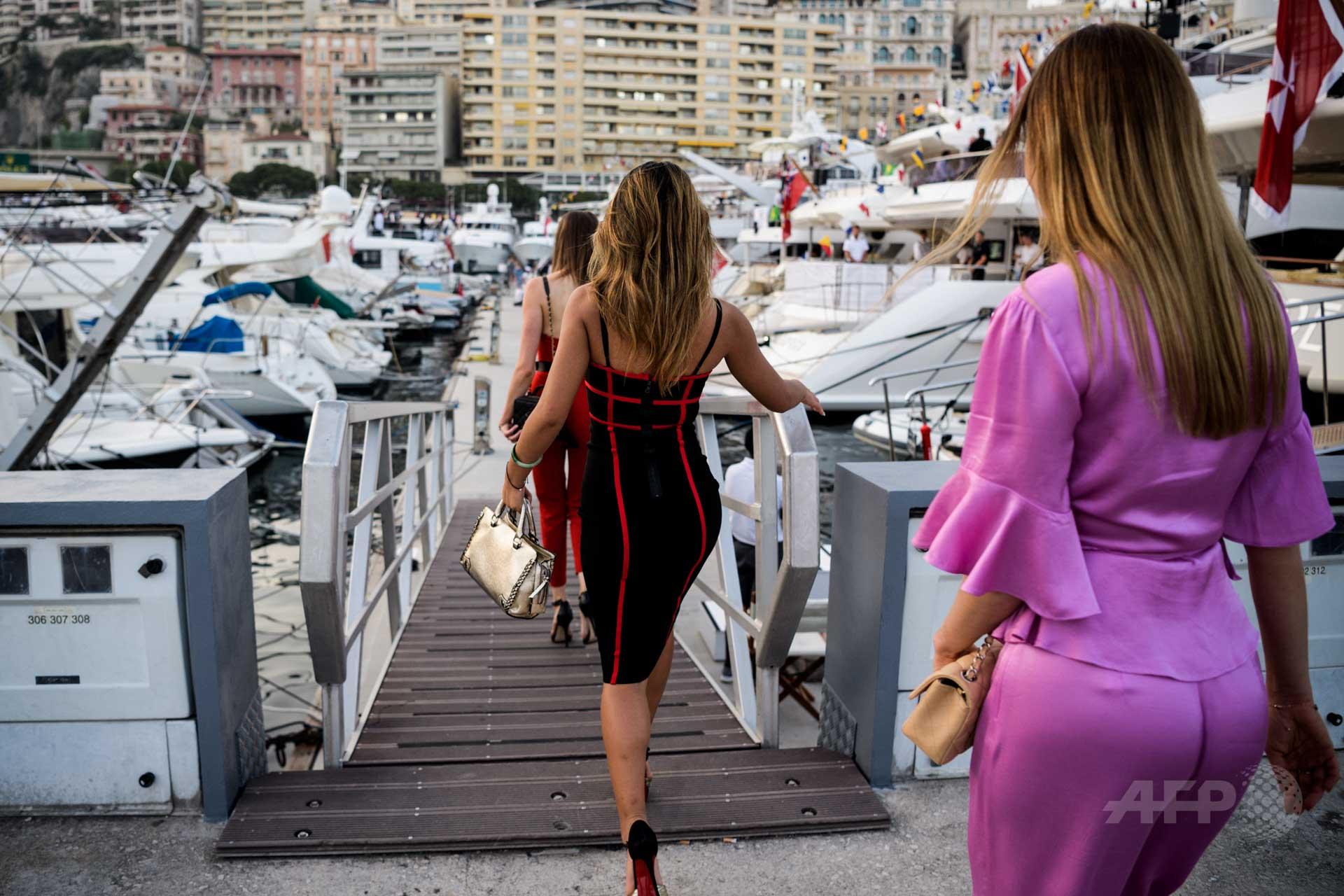 Shades of Monaco