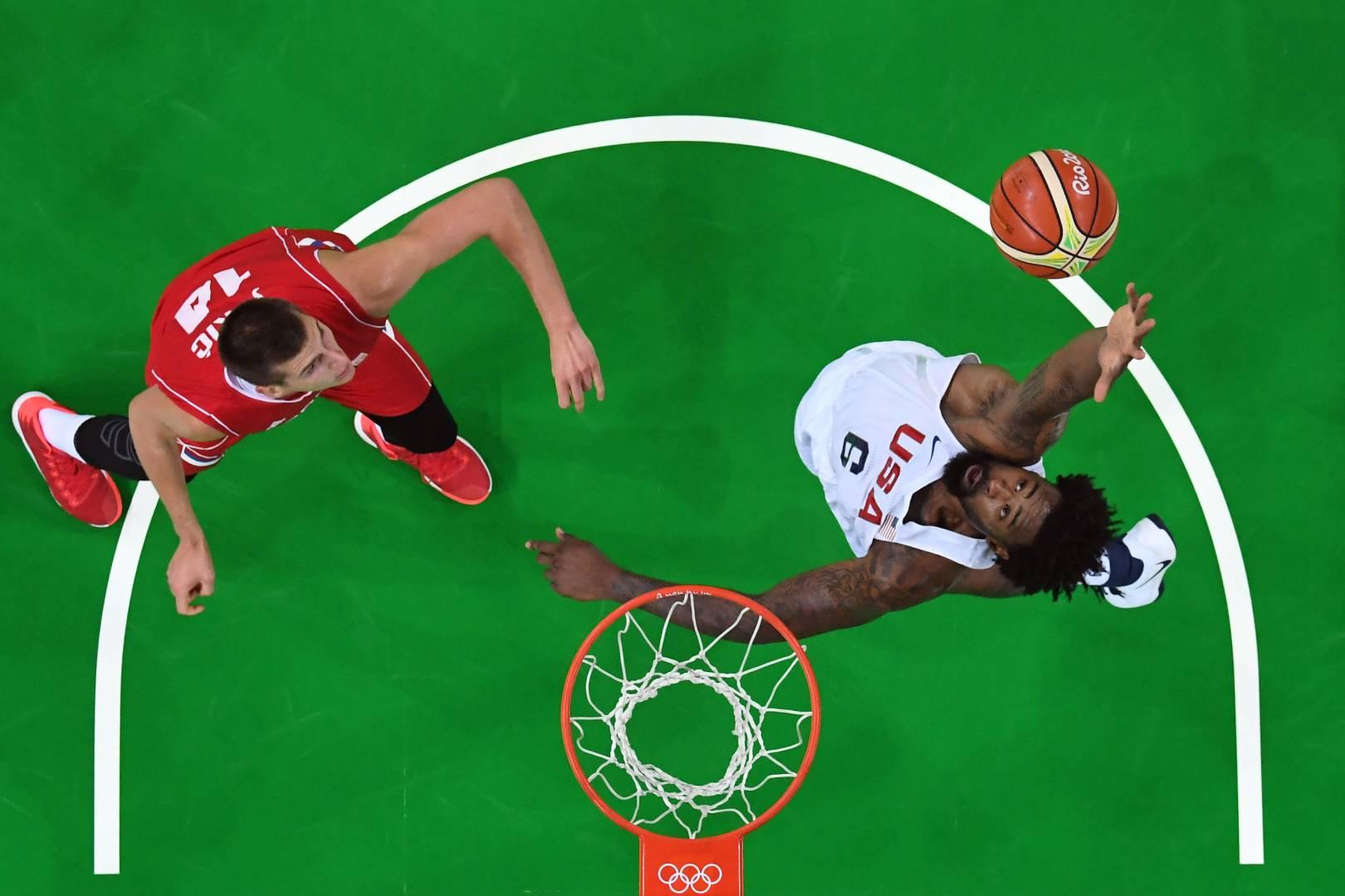Rio 2016 Basketball 012