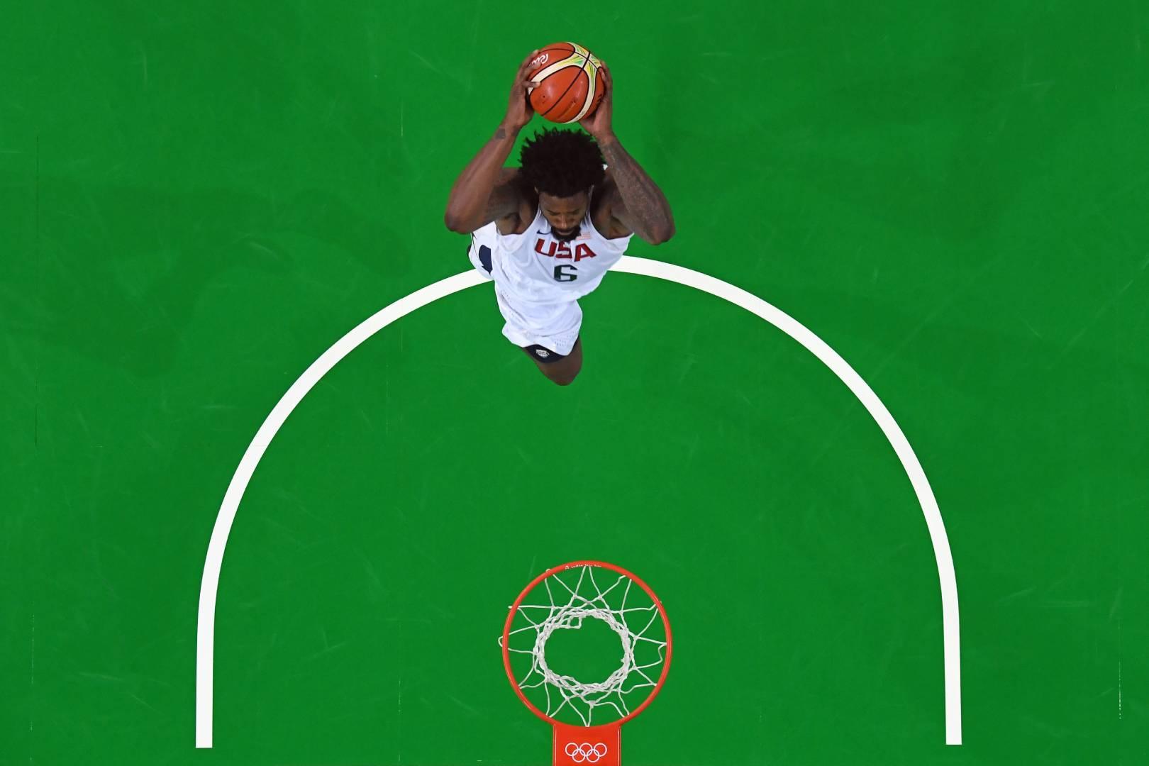 Rio 2016 Basketball 013