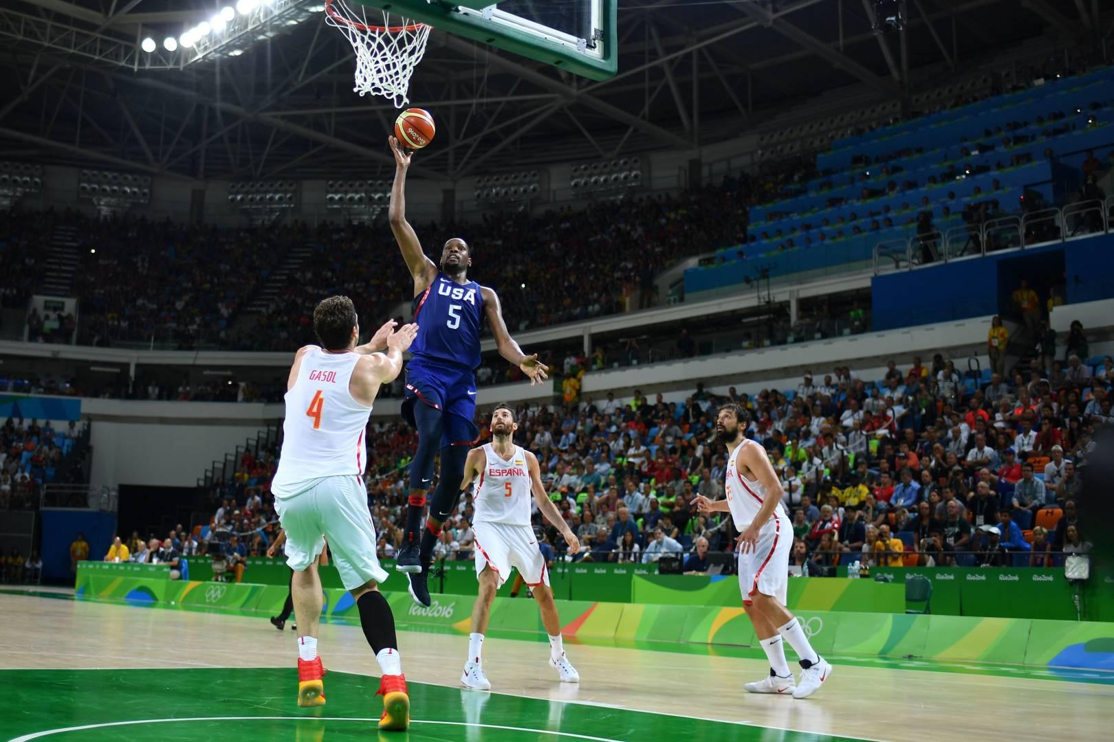 Rio 2016 Basketball 021